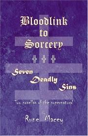 Cover of: Bloodlink to Sorcery / Seven Deadly Sins