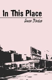 Cover of: In This Place