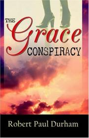 Cover of: The Grace Conspiracy
