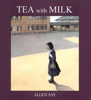 Cover of: Tea with milk