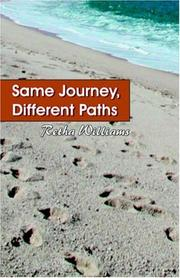 Cover of: Same Journey, Different Paths