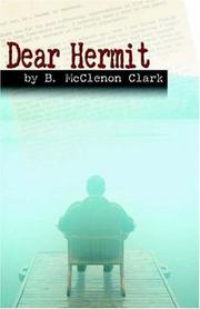 Cover of: Dear Hermit