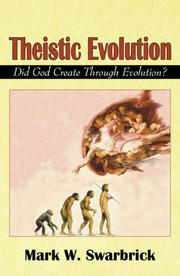 Cover of: Theistic Evolution