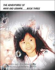 Cover of: The Adventures of Maya and Grampa (Book 3)