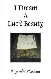Cover of: I Dream a Lucid Beauty