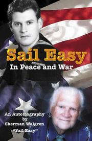 Cover of: Sail Easy in Peace and War