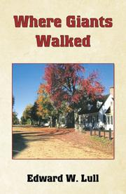 Cover of: Where Giants Walked
