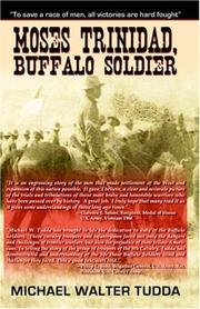 Cover of: Moses Trinidad Buffalo Soldier
