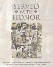 Cover of: Served With Honor