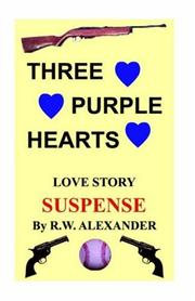 Cover of: Three Purple Hearts