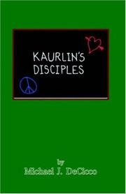 Cover of: Kaurlin's Disciples