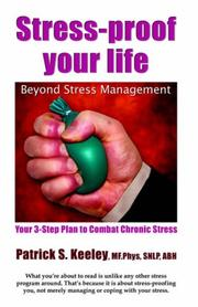 Cover of: Stress-Proof Your Life