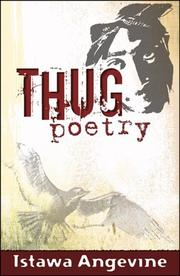 Cover of: Thug Poetry