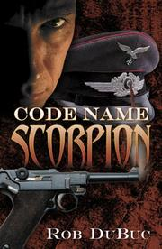 Cover of: Code Name Scorpion