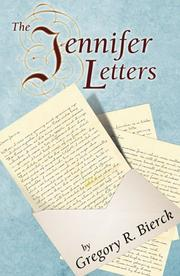 Cover of: The Jennifer Letters