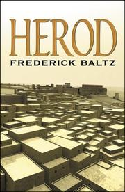 Cover of: Herod