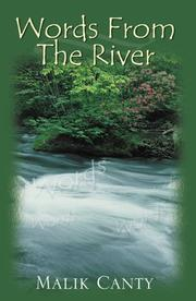Cover of: Words from the River