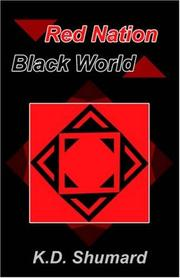 Cover of: Red Nation Black World