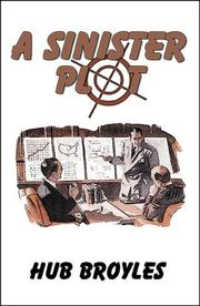Cover of: A Sinister Plot
