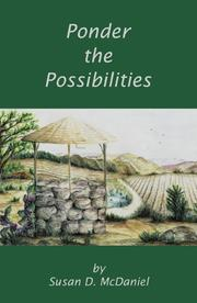Cover of: Ponder the Possibilities