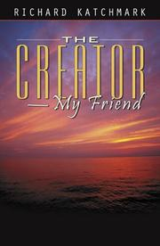 Cover of: The Creator-My Friend