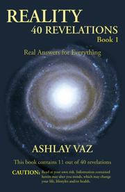 Cover of: Reality: 40 Revelations: Real Answers for Everything