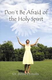 Cover of: Don't Be Afraid of the Holy Spirit