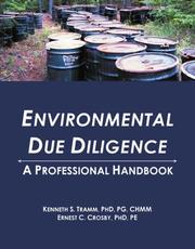Cover of: Enviromental Due Diligence