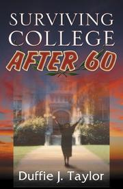 Cover of: Surviving College After 60
