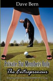 Cover of: Private: For Members Only