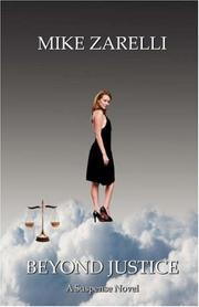Cover of: Beyond Justice