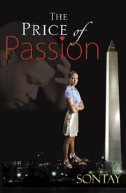 Cover of: The Price of Passion