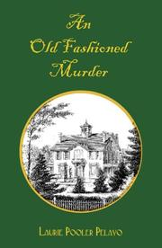 Cover of: An Old Fashioned Murder