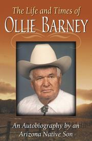 Cover of: The Life and Times of Ollie Barney