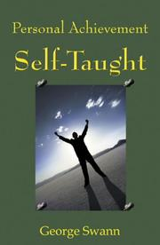 Cover of: Personal Achievement Self-Taught