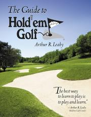 Cover of: The Guide to Hold 'em Golf