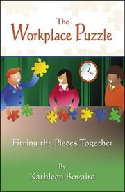 Cover of: The Workplace Puzzle