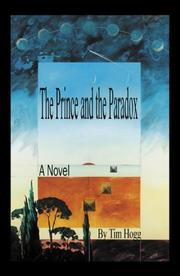 Cover of: The Prince and The Paradox | Tim Hogg
