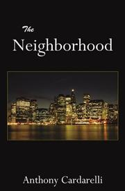 Cover of: The Neighborhood | Anthony Cardarelli