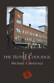 Cover of: The Hotel Coolidge