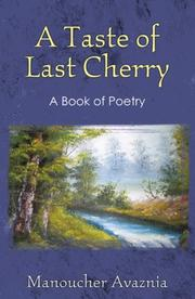 Cover of: A Taste of Last Cherry