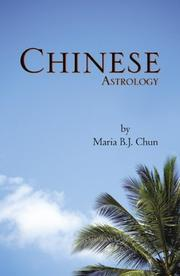 Cover of: Chinese Astrology