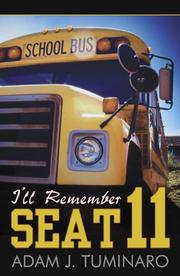 Cover of: I'll Remember Seat 11