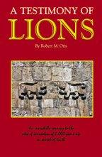 Cover of: A Testimony of Lions