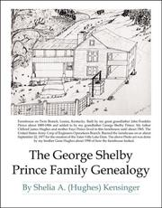 Cover of: The George Shelby Prince Family Genealogy