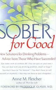Cover of: Sober for Good