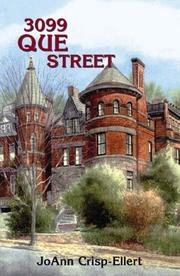 Cover of: 3099 Que Street