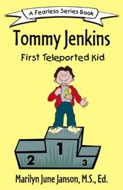 Cover of: Tommy Jenkins: First Teleported Kid