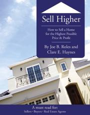 Cover of: Sell Higher