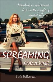 Cover of: Screaming For A Vine